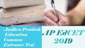 AP EdCET 2019, EdCET 2019, APEdCET 2019, AP EdCET 2019 Notification, Exam date, Online Application form, Eligibility