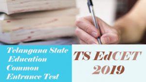 TS EdCET 2019, EdCET 2019, TSEdCET 2019, TS EdCET 2019 Notification, Exam date, Online Application form, Eligibility