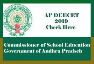 AP DEECET 2019, AP TTC 2019, AP DIETCET 2019 : Notification, Exam date, Online Application form, Eligibility