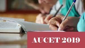 AUCET 2019, AU PGCET 2019 : Notification, Exam date, Online Application form, Eligibility