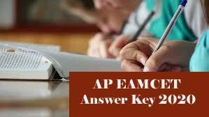 AP EAMCET Answer Key 2020