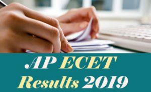 AP ECET Results 2019, AP ECET Result 2019, AP ECET 2019 Results
