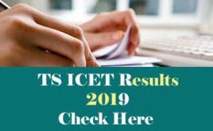 TS ICET Results 2019, TS ICET 2019 Results, TS ICET Result 2019, TS ICET 2019 Result