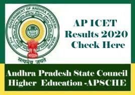 AP ICET Results 2020, Date of AP ICET 2020 Results, AP ICET Result 2020