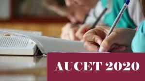 AUCET 2020, AU PGCET 2020 : Notification, Exam date, Online Application form, Eligibility