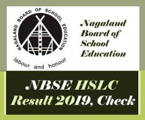 NBSE HSLC Result 2019 Date, NBSE Class 10 Result 2019, NBSE Result 2019 Class 10, HSLC Result 2019 Nagaland