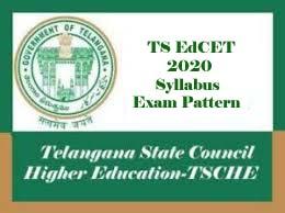 TS EdCET Syllabus 2020 Download Pdf, TS BEd Syllabus 2020, TS EdCET Exam pattern 2020